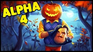 Hello Neighbor Alpha 4 !!!