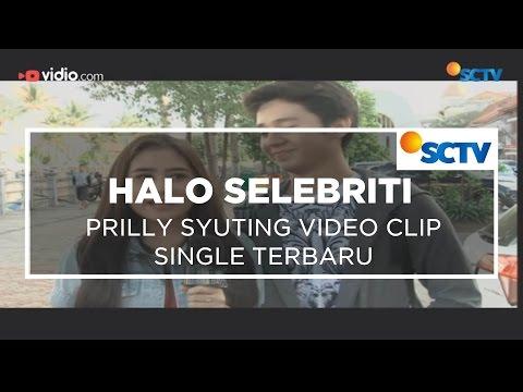 Prilly Syuting Video Clip Single Terbaru - Halo Selebriti 08/12/15