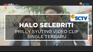 Video Prilly Syuting Video Clip Single Terbaru - Halo Selebriti 08/12/15 download MP3, 3GP, MP4, WEBM, AVI, FLV Maret 2018