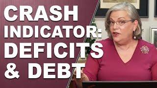 CRASH INDICATORS: Deficits and Debt do Matter By Lynette Zang