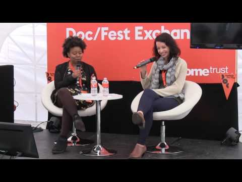Doc/Fest Exchange: Ideas behind Miss Sharon Jones!