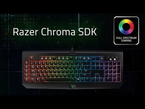 Dynamic Reactive Lighting with Razer Chroma SDK | GDC 2015