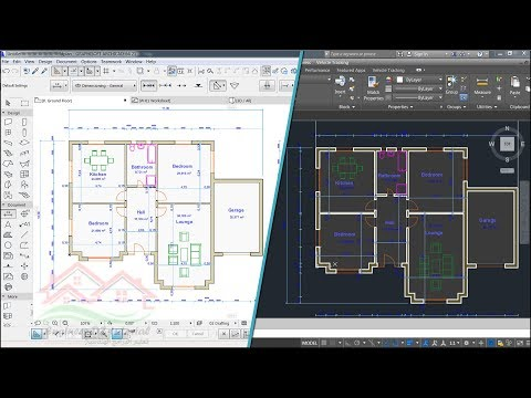 The right way to export from ArchiCad 21 to AutoCad