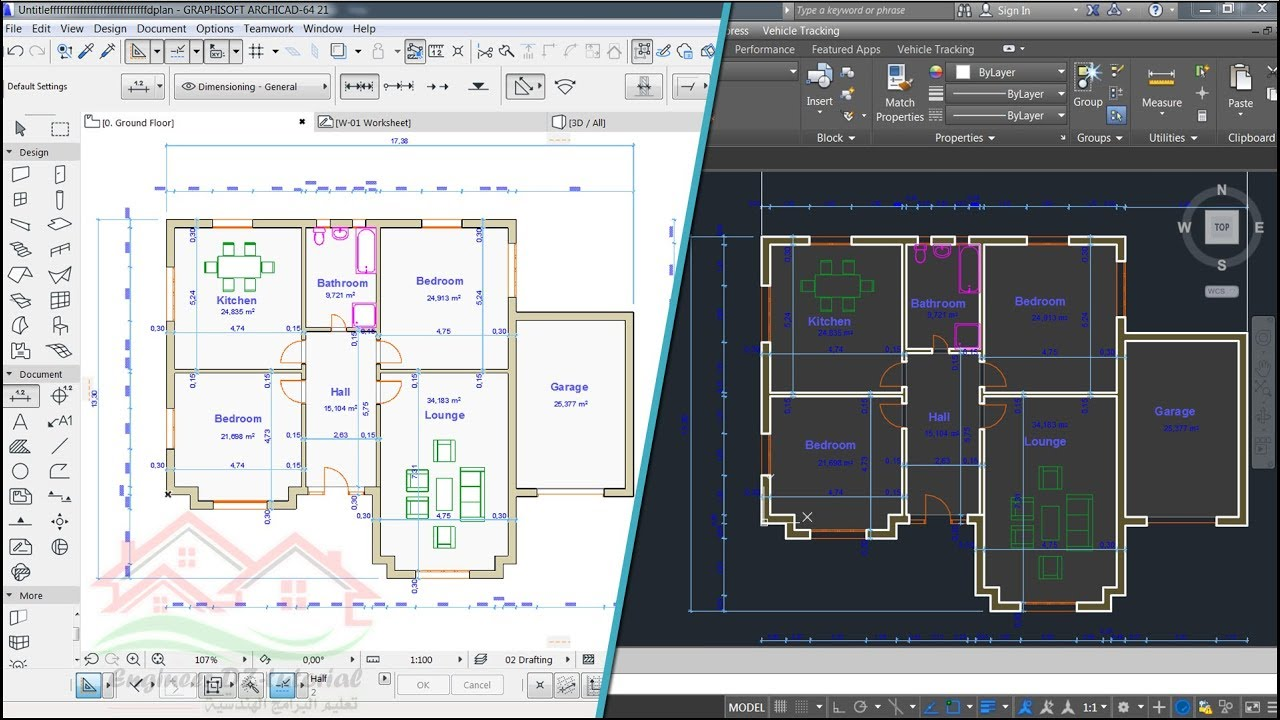 The Right Way To Export From ArchiCad 21 To AutoCad YouTube
