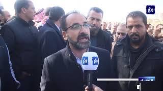 الكرك.. وقفة احتجاجية رفضا لقرار توقيف ثلاثة من أعضاء نقابة المعلمين (19/11/2019)