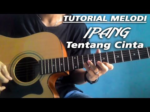 Tutorial Melody ( Ipang - About Love )