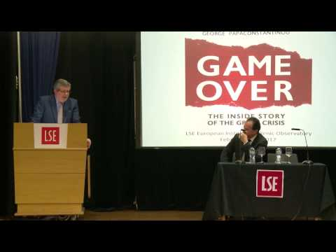 Game over: The Inside Story of the Greek Crisis