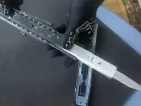 Как сделать нож своими руками в 29