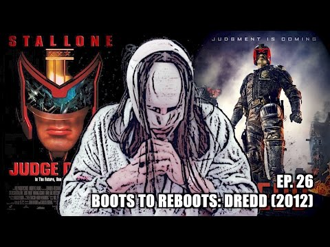 Dredd (2012) Movie Review - Boots To Reboots