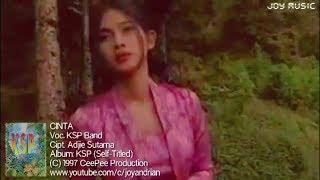 KSP Band - Cinta (Original 1997 Version)