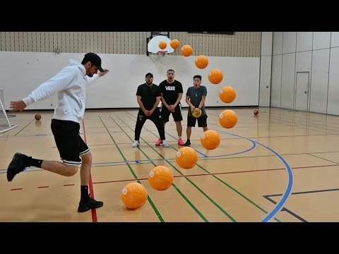 Thumbnail: IMPOSSIBLE SOCCER TRICK SHOTS