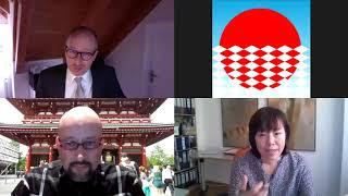 Gespräch mit Prof. Dr. Stefan Buchenberger - Japan in den Zeiten der Corona-Krise