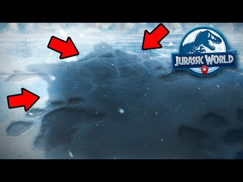 Glacier Creatures Coming to Jurassic World Alive? - Jurassic World Alive | Ep46 ( Jurassic GO )