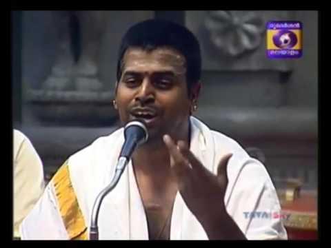 Shenkottai Harihara Subramanian 02 kandu kandu ahana purandaradasar