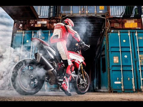 Ducati Hypermotard 939, Hyper Adrenaline Thrilling performance pushed to the edge.
