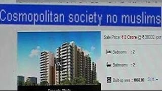 No Muslims, said online ad for Mumbai flat