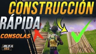 *QUICK* HOW TO FIX THE CONSTRUCTION BUG IN FORTNITE! (PS4/XBOX) SEASON 10