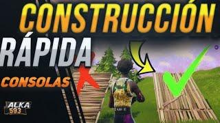 *RÁPIDO* COMO SOLUCIONAR EL BUG DE LA CONSTRUCCIÓN EN FORTNITE! (PS4/XBOX) TEMPORADA 10