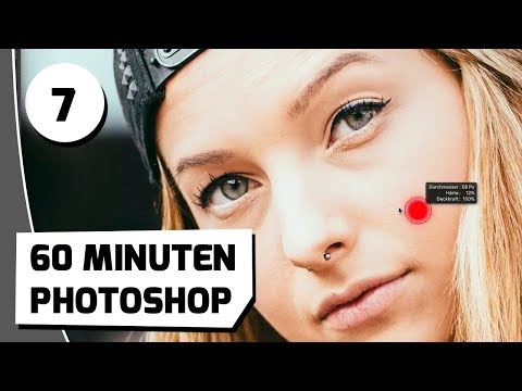 60 Minuten Photoshop #7 - Reparaturpinsel // Caphotos.de