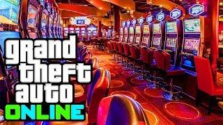GTA Online: Final DLC Update Coming In October! Casino DLC Rumors & More!? (GTA 5 Online DLC)