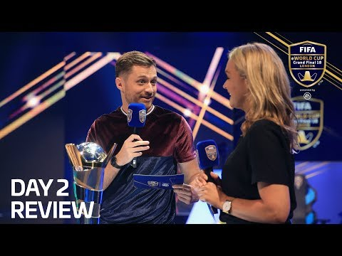 FIFA eWorld Cup 2018 - Day 2 REVIEW