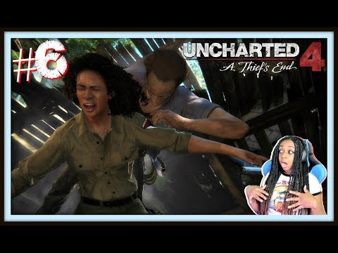 YOU LIAR!!! | Uncharted 4: A Thief's End Episode 6 Gameplay!!!