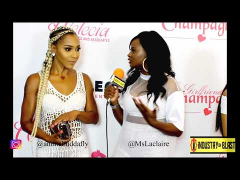 Amina Buddafly speaks about body after baby, love & hip hop and new show