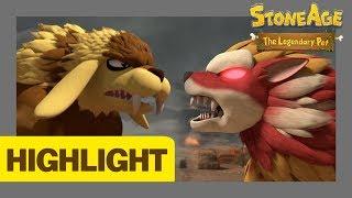 Highlight Clip l Stone Age The Legendary Pet l Episode 29 l Defending Katan (Part 1)