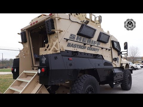 Mine Resistant Ambush Protected (MRAP) Armored Vehicles