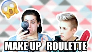 MAKE UP ROULETTE FT JOLINA MENNEN I OSSI GLOSSY