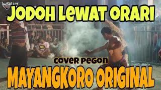 Single Terbaru -  Jodoh Lewat Orari Cover Mayangkoro Original