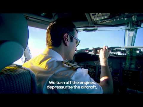 Good Morning Transavia - Ep 5 - Vol de convoyage Seattle - Paris