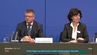 Pressekonferenz des Verfassungsschutzes zur bundesweiten Prüfung der AfD am 15.01.19