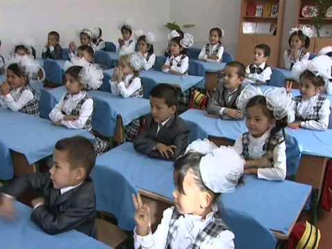 Opening New Energy Efficient School - UNDP/GEF Project in Uzbekistan