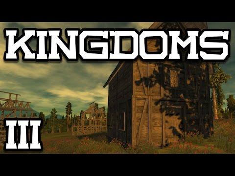 Kingdoms Gameplay - 17.2 Update - Let's Play, Part 3