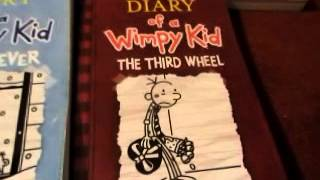 diary of a wimpy kid book series 1 7