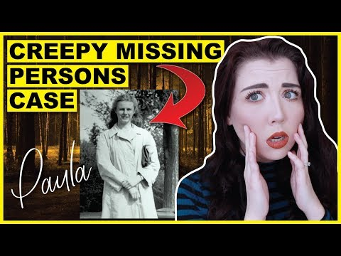 Where Is Paula Weldon? | Creepy Missing Persons Case