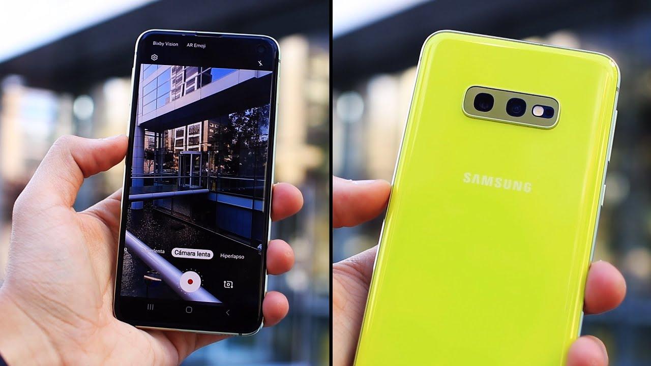 Samsung Galaxy S10e Arvostelu