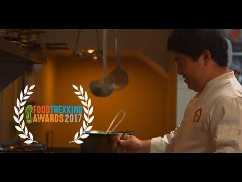 Nikkei: The Story of Chef Mitsuharu Tsumura