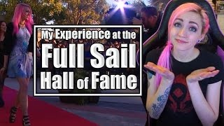 My Experience at the Full Sail Hall of Fame Event | Vlog