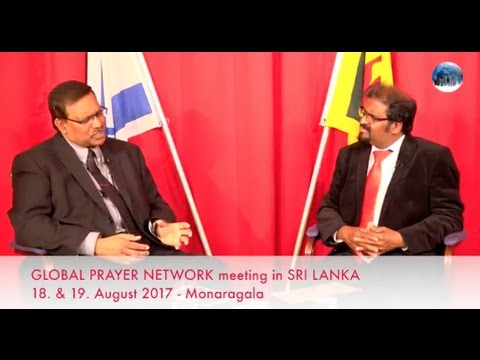 About Global Prayer Network Sri Lanka
