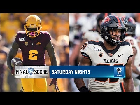 Arizona State-Oregon State Football Game Preview