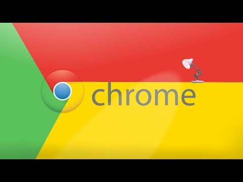 816-Google Chrome Spoof Pixar Lamp Luxo Jr Logo thumbnail