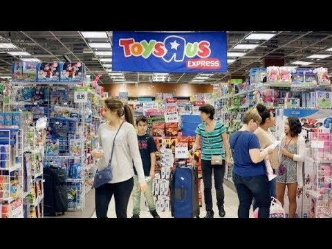 Download Youtube: Toys R Us files for bankruptcy protection   Los Angeles Times