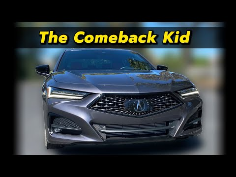 So Close To Greatness | Acura TLX First Drive Review