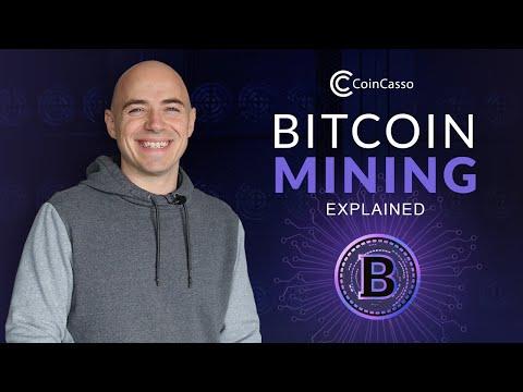 Bitcoin Mining 2020 (The Basics Of How To Mine Bitcoin)