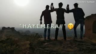 Tere Bina Yaara Jeene Da savad koi na status || Sad status || Very sad status || sad status