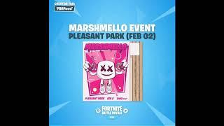 Fortnite Marshmello Event *LEAKED* | Fortnite Battle Royale | Yeety