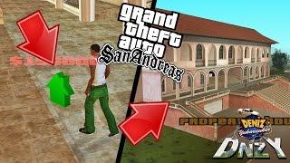 GTA SAN ANDREAS'DA Vice City'de ki MALİKANEYİ SATIN ALMAK !
