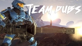 Halo 3 Team Doubles Close Games - Funny Moments & Fails